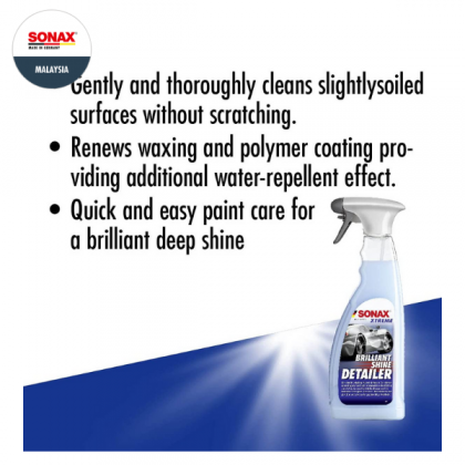 SONAX Xtreme Brilliant Shine Detailer 750ml