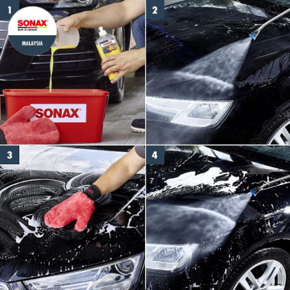 SONAX Microfibre Wash Glove