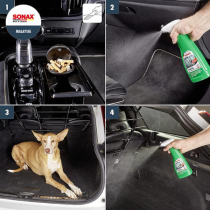 SONAX Car Breeze / SmokeEx Odour Eliminator (500ml)