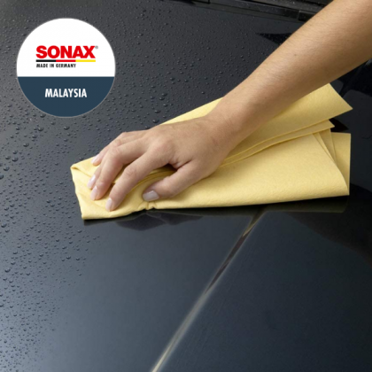 SONAX Synthetic Chamois