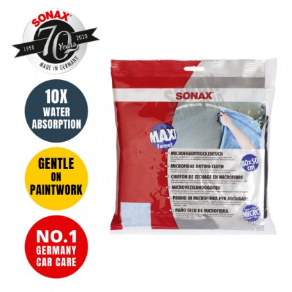 SONAX Microfibre Drying Cloth