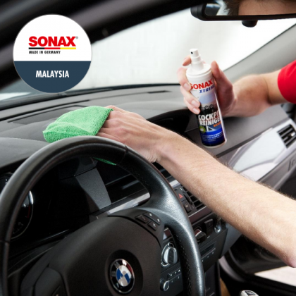 SONAX Xtreme Cockpit Cleaner+Protectant Matt Finish (300ml)
