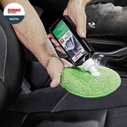 SONAX Leather Cleaner & Conditioner Lotion