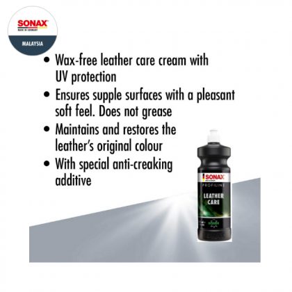 Profiline Wax-Free Leather Protect & Conditioner