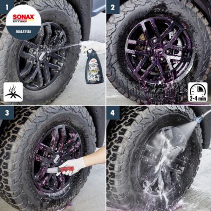 Felgen Beast Wheel Cleaner 1L