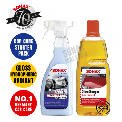 Car Care Starter Kit