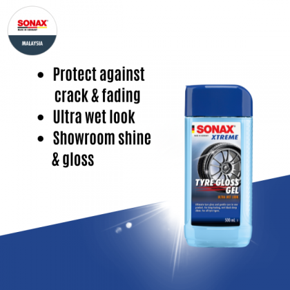 SONAX Xtreme Tyre Gloss Gel (500ml)
