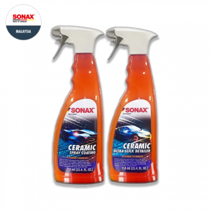 Xtreme Ceramic Spray Coating and Ultra Slick Detailer