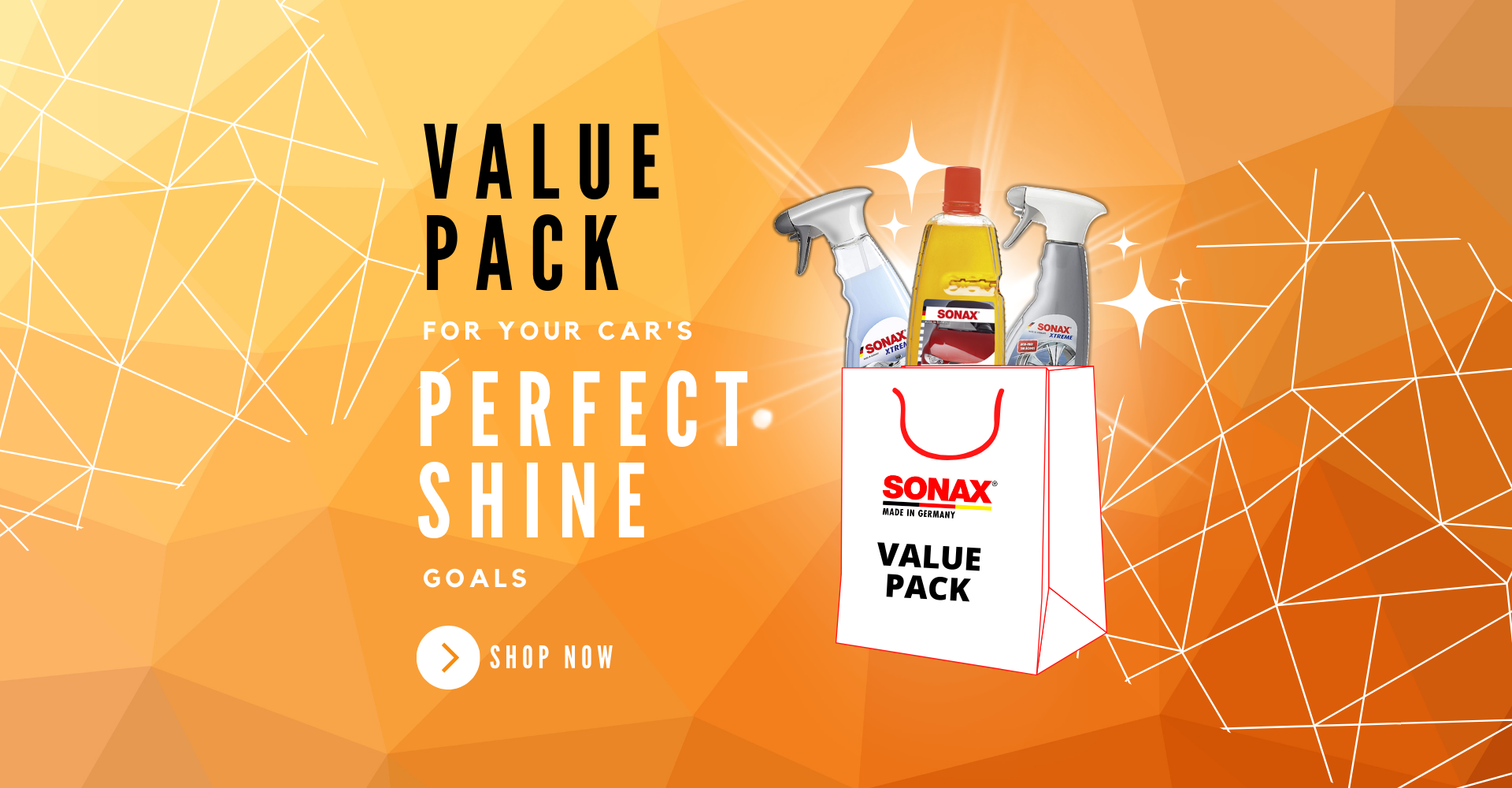 Value Pack for Perfect Shine